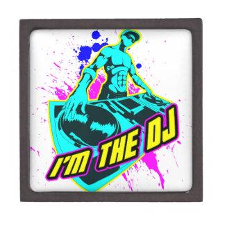 Soy DJ Cajas De Joyas De Calidad
