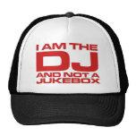 Soy DJ Gorras De Camionero