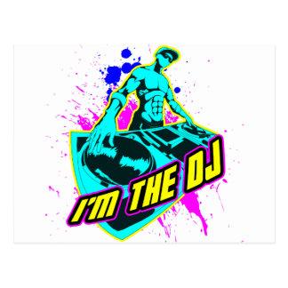 Soy DJ Tarjetas Postales