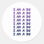 Soy DJ - tonos de la música de DJing del disc Pegatina Redonda