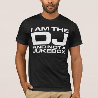Soy DJ y no una máquina tocadiscos - camiseta