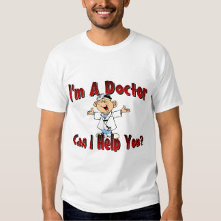 Soy doctor remera
