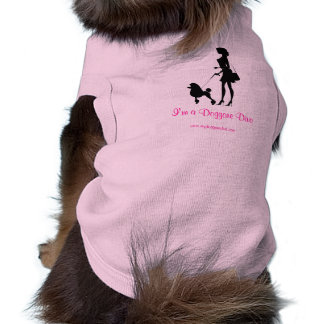 Soy Doggone una diva, www.mydoggonedi… Camisetas Mascota