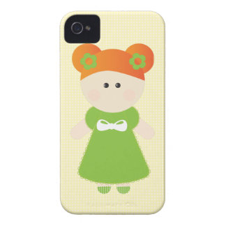 Soy dulce - caso del iPhone iPhone 4 Case-Mate Carcasas