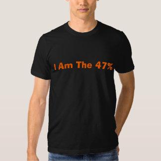 Soy el 47% camisas