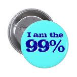 Soy el 99 por ciento pins