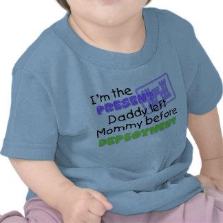 Soy el actual papá dejado el ingeniero de la mamá camiseta