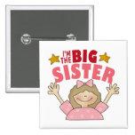 Soy el botón de la hermana grande pin