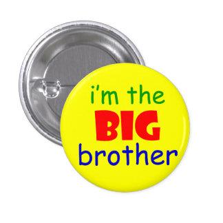 Soy el botón del hermano mayor pin redondo de 1 pulgada