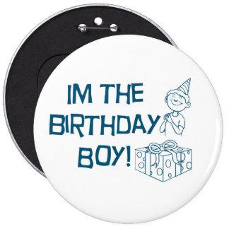 Soy el botón del muchacho del cumpleaños - modific