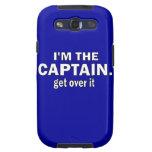 Soy el capitán. Consiga sobre él. - Canotaje diver Samsung Galaxy S3 Carcasa