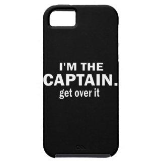 Soy el capitán. Consiga sobre él. - Canotaje iPhone 5 Funda