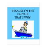 soy el capitán postal