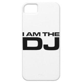 Soy el caso del iPhone 5 de DJ iPhone 5 Funda