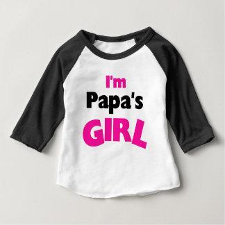 Soy el chica de la papá remeras