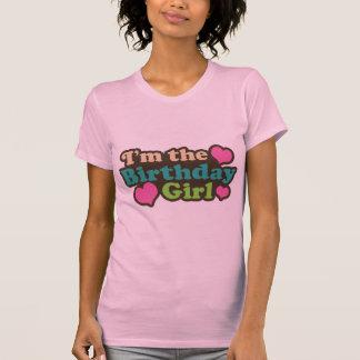 Soy el chica del cumpleaños tshirts