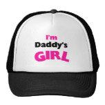 Soy el chica del papá gorro de camionero