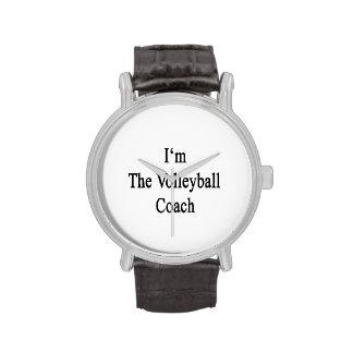 Soy el coche del voleibol