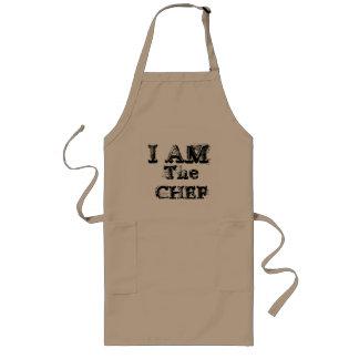 Soy el cocinero delantal