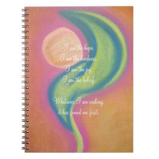 Soy el cuaderno de la esperanza