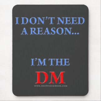 Soy el DM Alfombrilla De Ratón