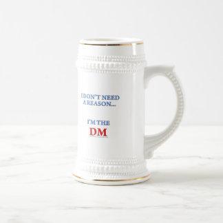 Soy el DM Tazas De Café