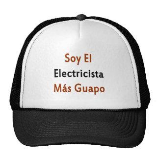 Soy El Electricista Mas Guapo Trucker Hat