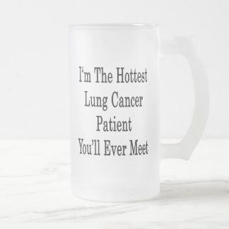 Soy el enfermo de cáncer más caliente del pulmón q taza de café