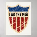 Soy el escudo de la multitud posters