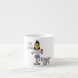 Soy el florista taza espresso