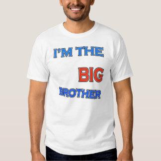 Soy el fútbol de hermano mayor camisas