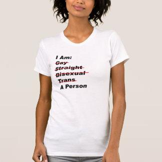Soy el gay, recto, bisexual, transporte, persona playera