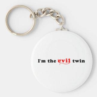 Soy el gemelo del mal llavero