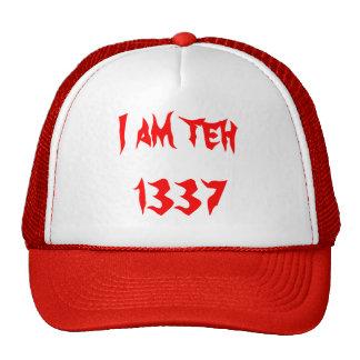 Soy el gorra 1337