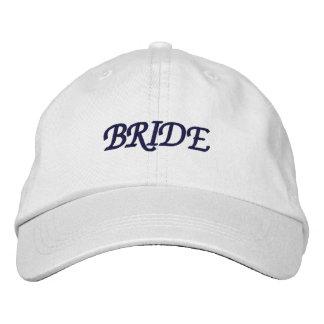 Soy el gorra ajustable de la novia gorra de béisbol