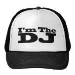 Soy el gorra de DJ