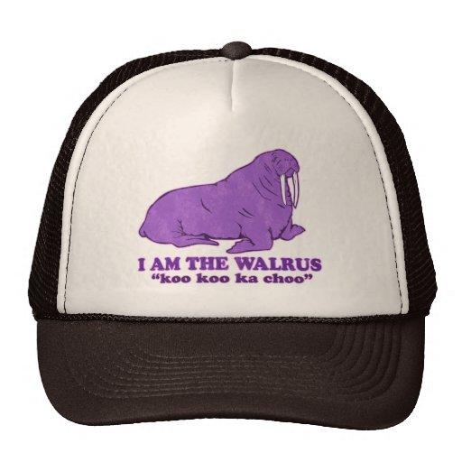 Soy el gorra de la morsa