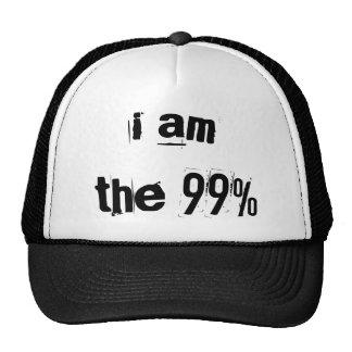 Soy el gorra del 99%