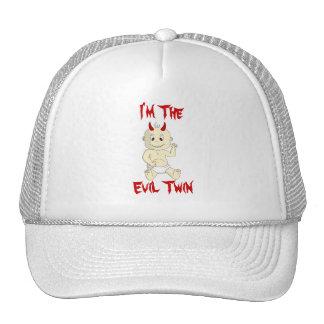 Soy el gorra gemelo malvado