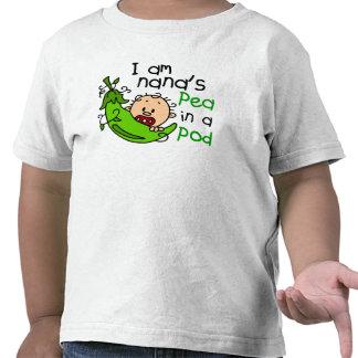 Soy el guisante de Nana en una vaina 1 Camiseta