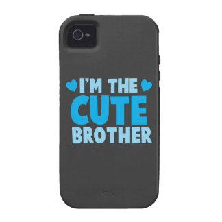 Soy el hermano lindo Case-Mate iPhone 4 funda