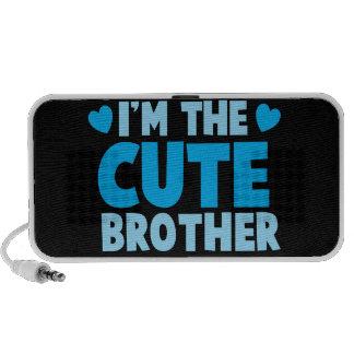 Soy el hermano lindo portátil altavoz