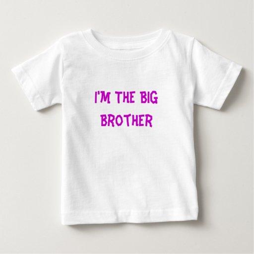 Soy el hermano MAYOR Camisas