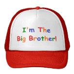 Soy el hermano mayor gorras