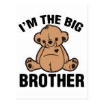 Soy el hermano mayor postales