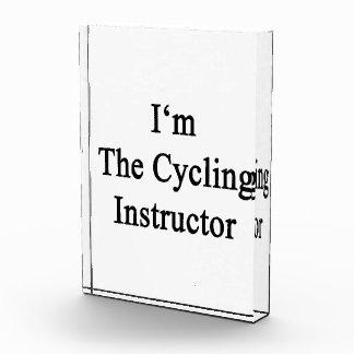 Soy el instructor de ciclo