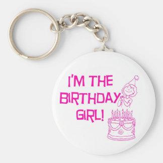 Soy el llavero del chica del cumpleaños