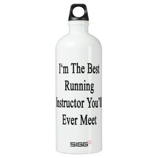 Soy el mejor instructor corriente que usted se