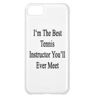 Soy el mejor instructor del tenis que usted se enc funda para iPhone 5C
