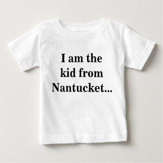 Soy el niño de Nantucket Remera